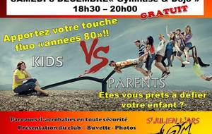 Rencontre Kids Vs Parents